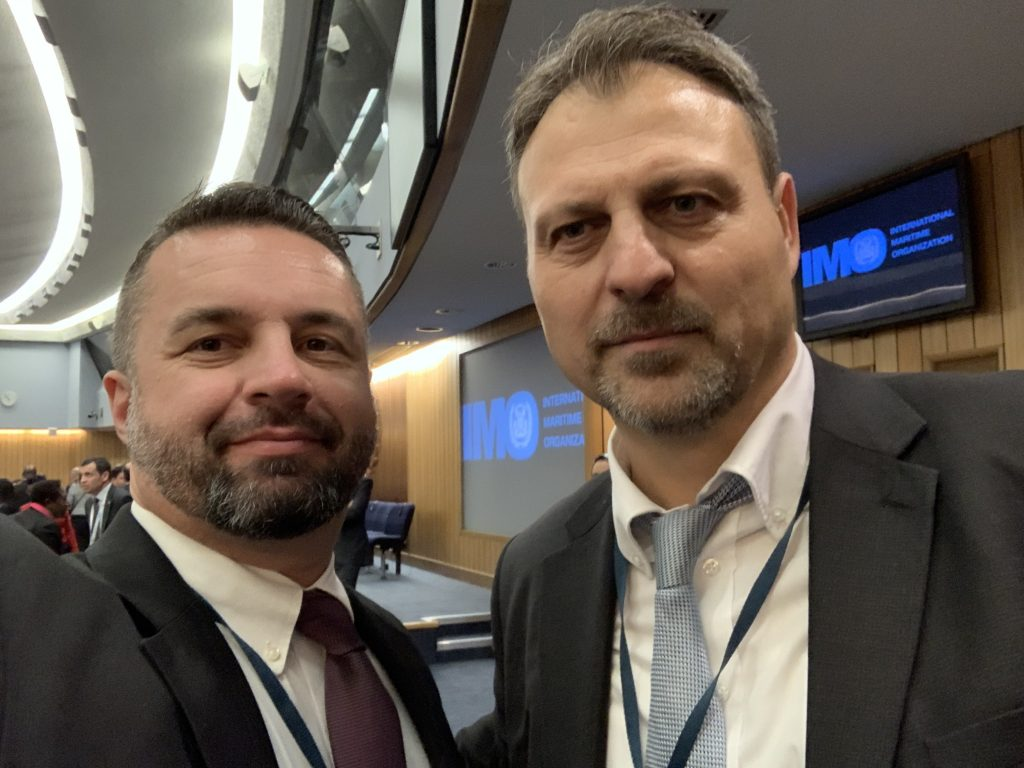 Ambasador Filipović prisustvovao 31. redovnoj skupštini IMO u Londonu